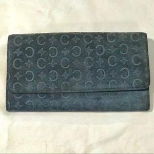 Authentic Vintage Celine Long Wallet